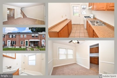 17 Hawthorne Road S, Baltimore, MD 21220 - MLS#: 1002307556