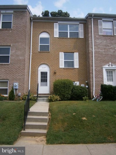 1045 Lake Front Drive, Edgewood, MD 21040 - #: 1002308432