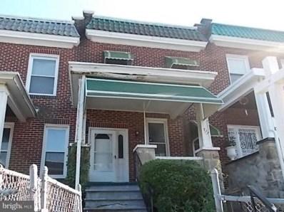 523 Chateau Avenue, Baltimore, MD 21212 - MLS#: 1002308472