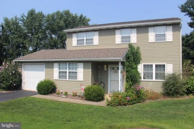 763 Hilltop Drive, Mount Joy, PA 17552 - MLS#: 1002308636