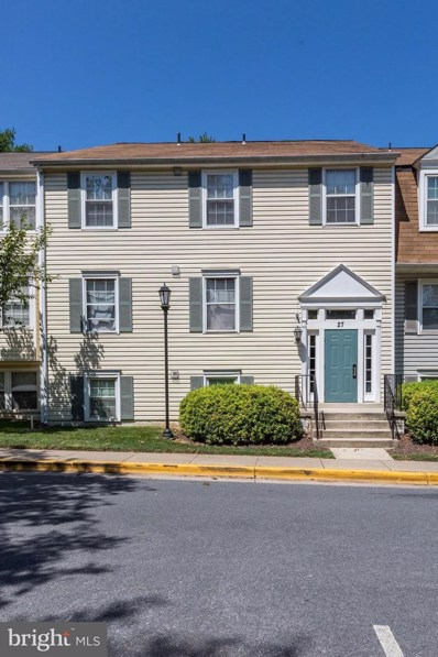 27 Pickering Court UNIT 1, Germantown, MD 20874 - MLS#: 1002309144