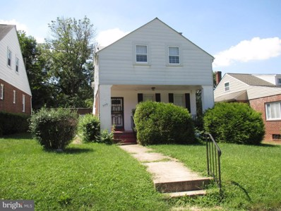 5806 Key Avenue, Baltimore, MD 21215 - MLS#: 1002309290