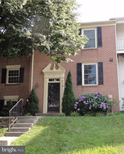 5 Donagh Court, Lutherville Timonium, MD 21093 - MLS#: 1002333062