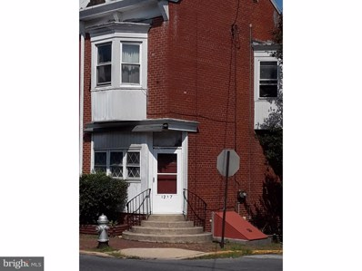 1237 Cotton Street, Reading, PA 19602 - #: 1002333164