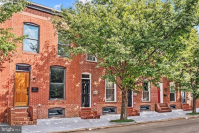 1015 Bouldin Street S, Baltimore, MD 21224 - MLS#: 1002333664
