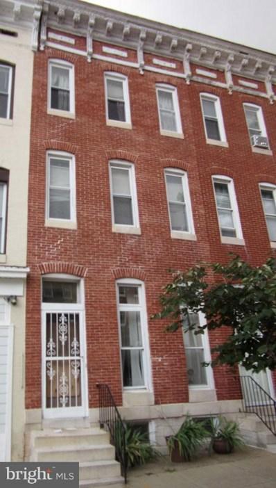 1539 Caroline Street N, Baltimore, MD 21213 - #: 1002333666