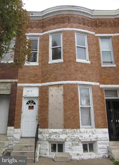 1813 Monroe Street N, Baltimore, MD 21217 - #: 1002334166