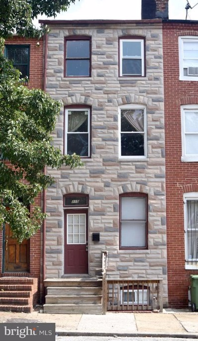 115 Poppleton Street S, Baltimore, MD 21201 - MLS#: 1002334302