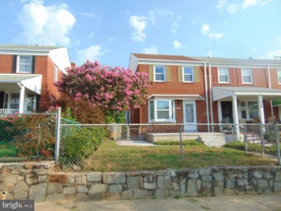 1028 Middlesex Road, Baltimore, MD 21221 - #: 1002334356