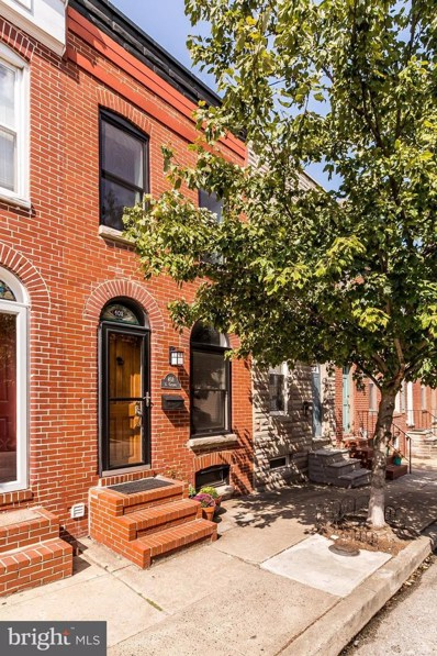 408 Gittings Street E, Baltimore, MD 21230 - MLS#: 1002334482