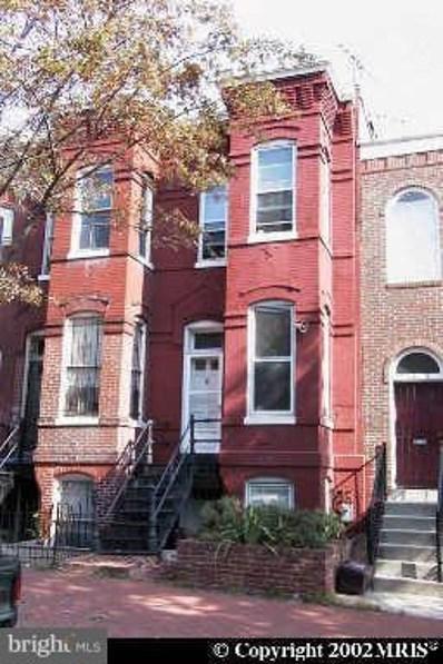 1115 5TH Street NW UNIT B, Washington, DC 20001 - MLS#: 1002334544