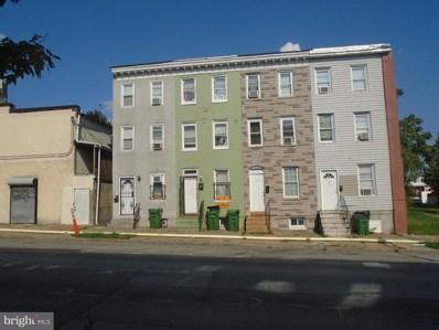 105 Monroe Street S, Baltimore, MD 21223 - #: 1002334672