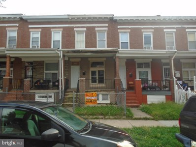 1747 Montpelier Street, Baltimore, MD 21218 - #: 1002334722