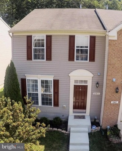 2809 Settlers View Drive, Odenton, MD 21113 - MLS#: 1002334754