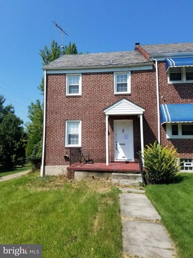 5400 Lothian Road, Baltimore, MD 21212 - MLS#: 1002334806