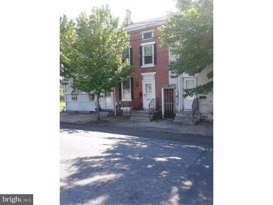 811 S Warren Street, Trenton City, NJ 08611 - MLS#: 1002335026