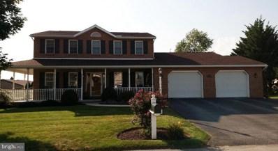 307 Wellslee Drive, Chambersburg, PA 17201 - #: 1002335140