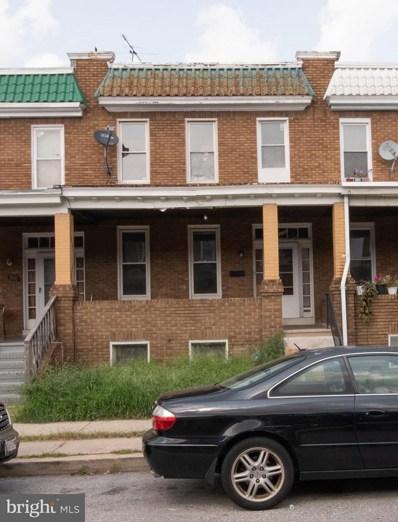 3112 Lawnview Avenue, Baltimore, MD 21213 - #: 1002335300