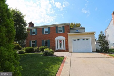 1108 Broadmoor Court, Bel Air, MD 21014 - #: 1002335362