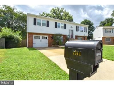 1311 Chalet Drive, Wilmington, DE 19808 - MLS#: 1002335692
