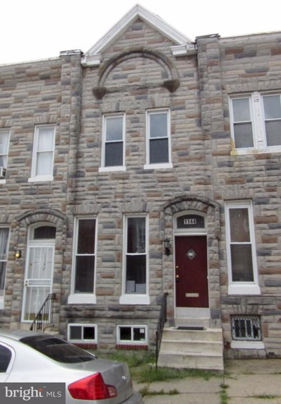 1144 Myrtle Avenue, Baltimore, MD 21201 - MLS#: 1002335716