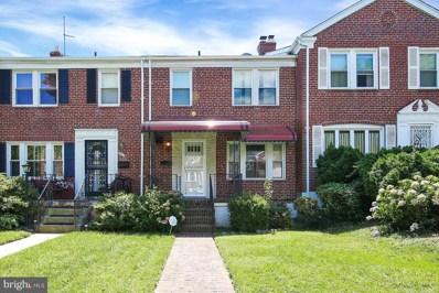 1509 Burnwood Road, Baltimore, MD 21239 - MLS#: 1002335940