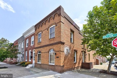3201 Dillon Street, Baltimore, MD 21224 - MLS#: 1002336236