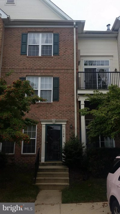 1704 Sycamore Heights Court UNIT 95, Bowie, MD 20721 - #: 1002336612