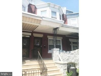 6049 Irving Street, Philadelphia, PA 19139 - MLS#: 1002339340