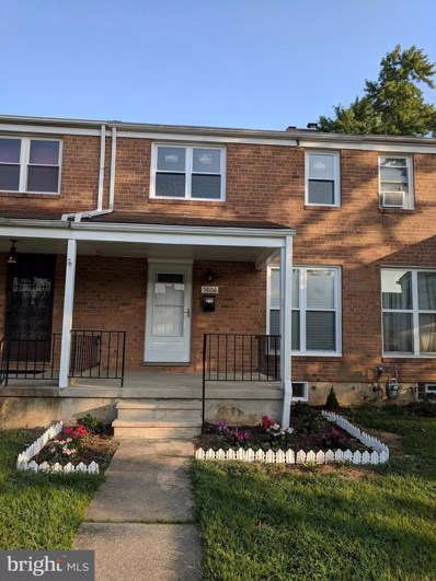 5806 Moores Run Court, Baltimore, MD 21206 - MLS#: 1002339398