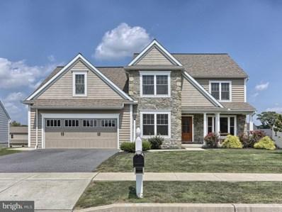 328 Goldfinch Lane, Hummelstown, PA 17036 - MLS#: 1002343402