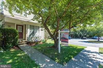 1760 Rochelle Court, Woodbridge, VA 22192 - MLS#: 1002343452