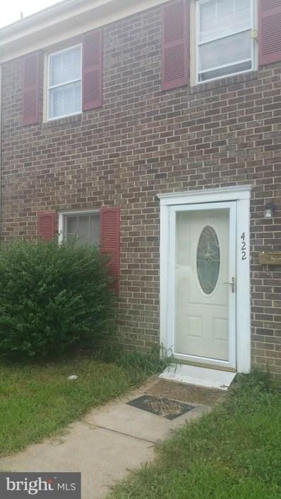 422 Olde Greenwich Circle, Fredericksburg, VA 22408 - #: 1002343552