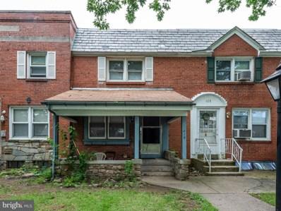 418 Hale Avenue, Harrisburg, PA 17104 - MLS#: 1002343682