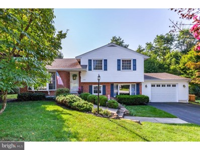 1210 Cavalier Lane, West Chester, PA 19380 - #: 1002344044
