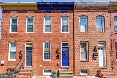 21 Duncan Street N, Baltimore, MD 21231 - #: 1002344352