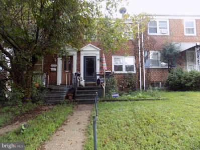 4121 Doris Avenue, Baltimore, MD 21225 - #: 1002344380