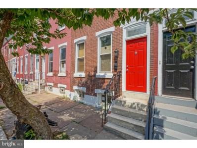 2423 Sharswood Street, Philadelphia, PA 19121 - MLS#: 1002344478