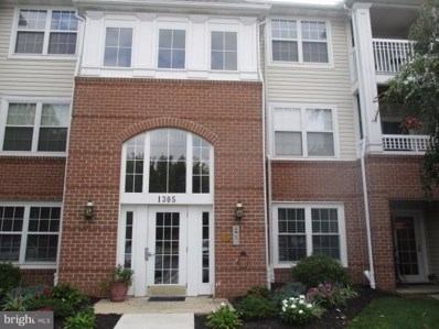 1305-A Sheridan Place UNIT 67, Bel Air, MD 21015 - MLS#: 1002344484