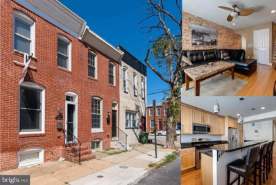 1004 Baylis Street, Baltimore, MD 21224 - #: 1002344602