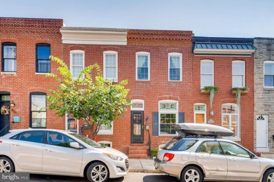 807 Bouldin Street, Baltimore, MD 21224 - MLS#: 1002344606