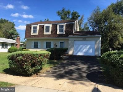 151 Toledo Lane, Willingboro, NJ 08046 - #: 1002345072