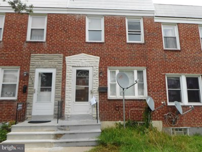 3658 Dudley Avenue, Baltimore, MD 21213 - #: 1002345322
