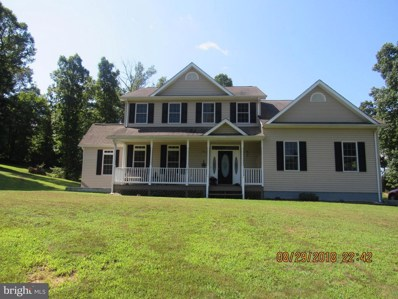 181 Woods Ridge Lane, Reva, VA 22735 - #: 1002345522