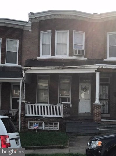 2211 Poplar Grove Street, Baltimore, MD 21216 - #: 1002345974