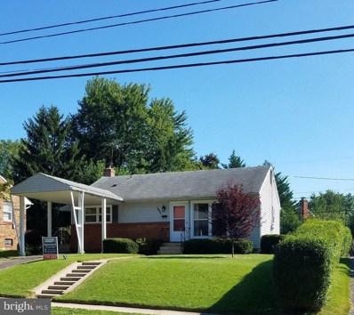1605 Seventh Street W, Frederick, MD 21701 - MLS#: 1002346024