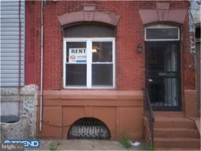 1519 W York Street, Philadelphia, PA 19132 - #: 1002346056