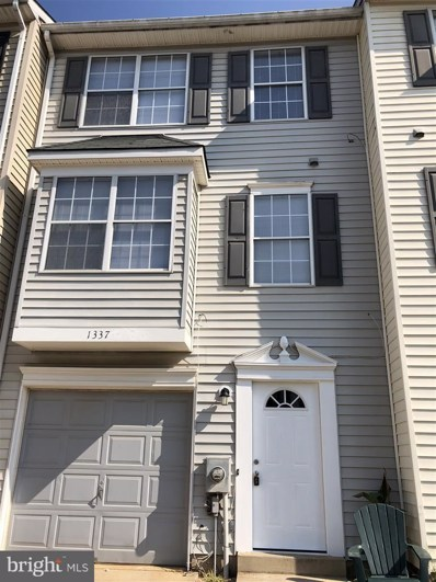 1337 Hampshire Drive UNIT C, Frederick, MD 21702 - #: 1002346572