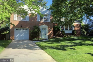6004 Chatsworth Lane, Bethesda, MD 20814 - MLS#: 1002346746