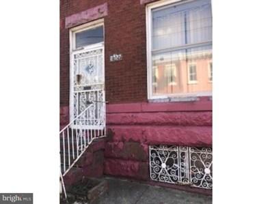 2722 W Montgomery Avenue, Philadelphia, PA 19121 - MLS#: 1002347152